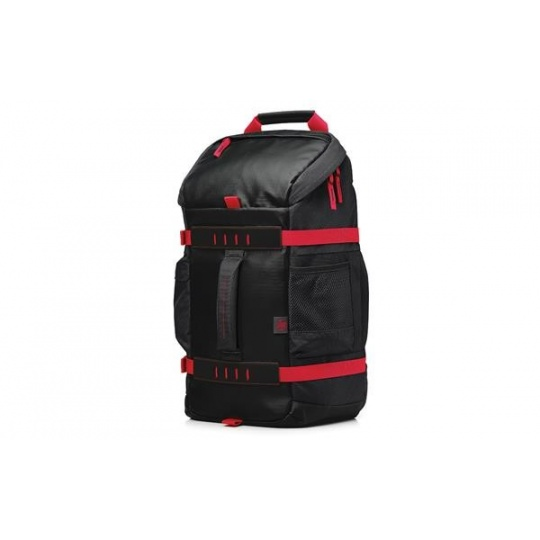 HP 15.6 Odyssey Sport Backpack black/red (gaming) - BAG