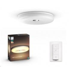 PHILIPS Struana Stropní svítidlo, Hue White ambiance, 230V, 1x32W integr.LED, Bílá