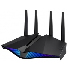 ASUS DSL-AX82U Dual-band Wireless AX5400 Wifi 6 VDSL Modem Router, 4x gigabit RJ45, 1x USB3.0, 1x gigabit WAN