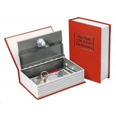 Extol Craft schránka bezpečnostní - knížka, 265x205x65mm 99026