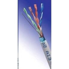 Intellinet FTP kabel, Cat5e licna (lanko), 305m box, 26AWG, šedý