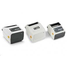 Zebra ZD421d Healthcare, 12 dots/mm (300 dpi), USB, USB Host, BT (BLE), Ethernet, white