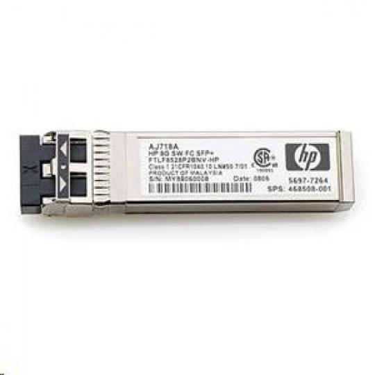 HP 8Gb Short Wave FC SFP+ HP RENEW AJ718A
