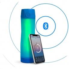 HidrateSpark V3 Spark - chytrá lahev, 592 ml, modrá