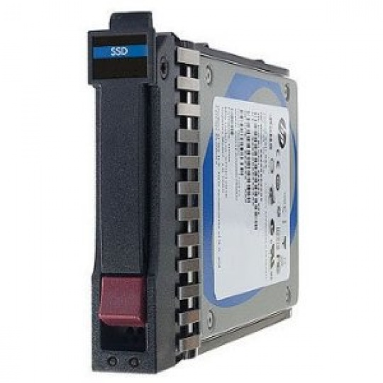 HP HDD SSD 1.6TB 6G SATA Mixed Use-2 SFF 2.5-in SC 3yr Wty 804631-B21 RENEW