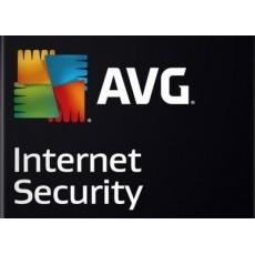 _Nová Licence AVG Internet Security pro Windows 3 lic. (12 měs.) SN Email ESD