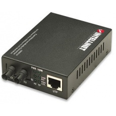 Intellinet Ethernet konvertor, 100Base-TX na 100Base-FX (ST) Multi-Mode, 2 km