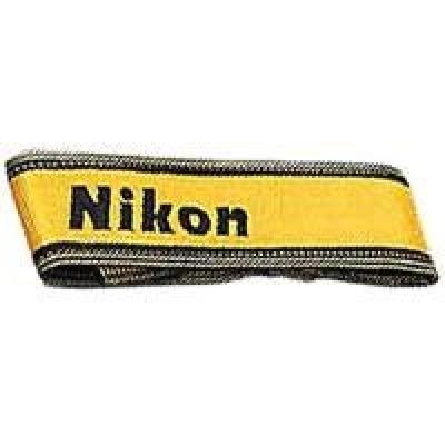 NIKON AN-4Y nylonový popruh žlutý