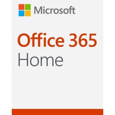 Office 365 Home HU (pro domácnosti - 1rok)
