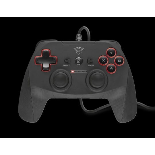 TRUST Gamepad GXT 540 pro PC & PS3, USB