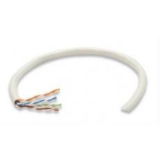 Intellinet UTP kabel, Cat5e, drát 305m, 24AWG, šedý