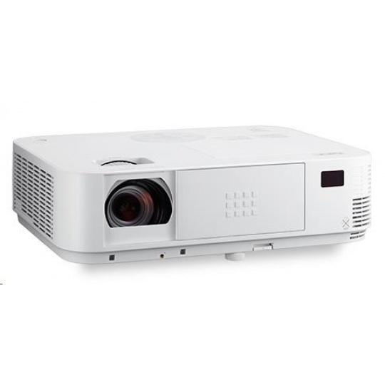 NEC Projektor DLP (Texas Instruments) M403H(1920x1080,4300ANSI,10000:1)  8,000h lamp,D-SUB, HDMI, RCA, LAN,Optional WLAN