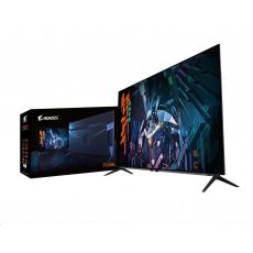 """GIGABYTE LCD - 48"""" Gaming monitor AORUS FO48U UHD, 3840 x 2160, 120Hz, 135000:1, 800cd/m2, 1ms, 2xHDMI 2.1, 1xDP, OLED"""