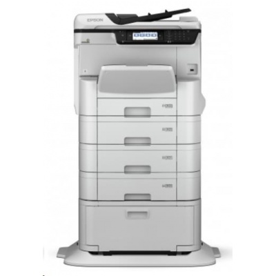 EPSON tiskárna ink WorkForce Pro WF-C8690D3TWFC, 4in1, A3, 35ppm draft, 1200x4800, USB 3.0, NFC, WIFI, Ethernet, DUPLEX