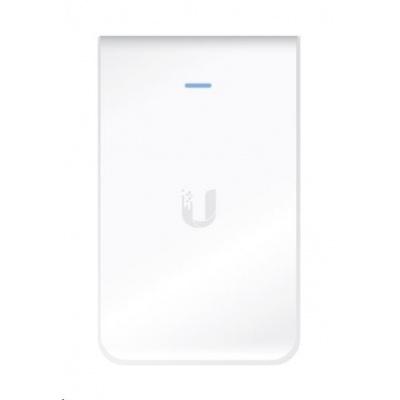 UBNT UniFi AP AC In Wall [vnitřní AP, 2.4GHz(300Mbps)+5GHz(866Mbps), 2x2 MIMO, 802.11a/b/g/n/ac]