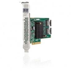 HP H220 Host Bus Adapter (2X4 internal ports, low profile) HP RENEW 650933-B21