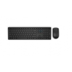PROMO Dell Wireless Keyboard and Mouse-KM636 - Slovakian (QWERTZ) - Black