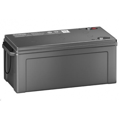 Baterie - Panasonic LC-P12200BP (12V/200Ah - M8, životnost 10-12let)