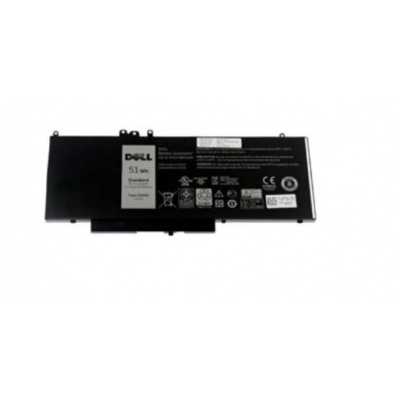 DELL Primary 4-Cell 51W/Hr Battery Customer Install