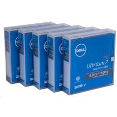 DELL LTO7 Tape Media 5 Pack Cust Kit