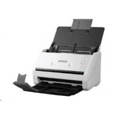 EPSON skener WorkForce DS-770II, A4, 600x600 dpi, Duplex, USB 3.0, Ethernet, ADF