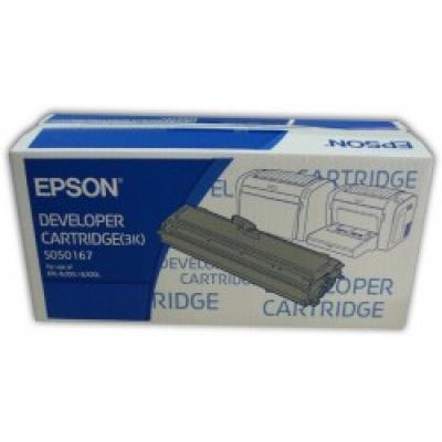 EPSON Toner čer EPL-6200, 6200L, 6200N - 3000 stran