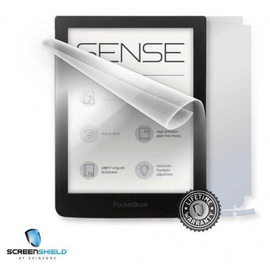 ScreenShield fólie na celé tělo pro PocketBook 630 Sense