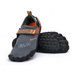 Naturehike boty do vody 300g vel. L - šedá-oranžová