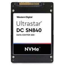 Western Digital Ultrastar® SSD 7680GB (WUS4BA176DSP3X4) DC SN840 PCIe TLC RI-3DW/D BICS4 TCG