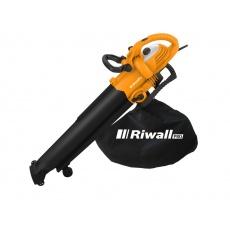 Riwall REBV 3000 vysavač/foukač s elektrickým motorem 3000 W