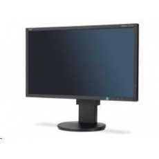 "NEC MT 23"" LCD MuSy EA234WMi B W IPS LED,1920x1080/60Hz,6ms,1000:1,250cd,DP+DVI+HDMI+VGA,audio,USB (1+4)"