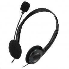 ADESSO sluchátka Xtream H4 s mikrofonem