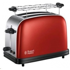 RUSSELL HOBBS 23330 Topinkovač Colours Plus flame red