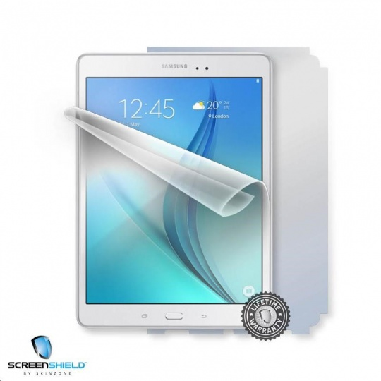 ScreenShield fólie na celé tělo pro Samsung Galaxy Tab A 9.7 (SM-T555)