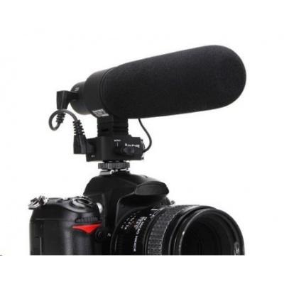 Aputure V-Mic D2 směrový (shotgun) mikrofon s regulací a kalibrací