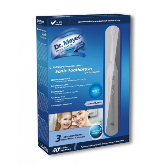 Dr. Mayer GTS2060 elektrický zubní kartáček