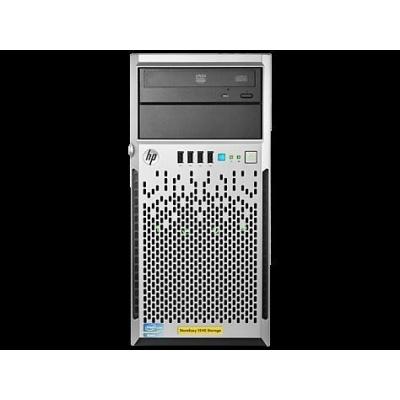 HP StoreEasy 1550 16TB SATA Storage (4 x 4TB 6G 7.2K RPM SATA LFF HDDs WSS2012 pre-installed)