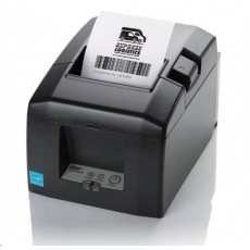 Star Micronics tiskárna TSP654IIU černá, USB, řezačka - bez zdroje