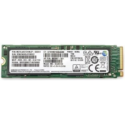 HP 512GB TLC PCI-e 3x4 NVMe SSD 2280 M.2