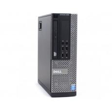 REPAS DELL PC 9020 SFF - i7-4470, 8GB, 240SSD, Intel HD Graphics, 1xVGA, 2xDP, 2xPS/2,1xCOM, 6xUSB 2.0, 4xUSB 3.0, W10P
