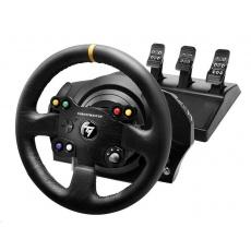 Thrustmaster Sada volantu a pedálů TX Leather Edition pro Xbox One a PC (4460133)