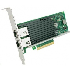 Intel Ethernet Server Adapter X540-T2, retail unit