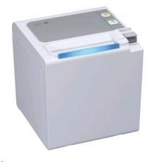 Seiko pokladní tiskárna RP-E10, řezačka, Horní výstup, serial, bílá