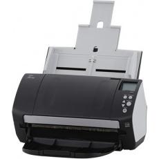 FUJITSU skener Fi-7160 A4, průchod, 60ppm, 80listů podavač, USB 3.0, 600dpi, CCDs, oboustranný sken