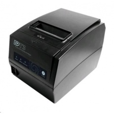 Birch PRP-T3 Termotiskárna s řezačkou, USB/LAN/RS232, černá