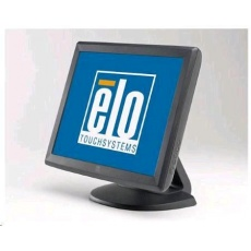 "ELO dotykový monitor 1515L 15""  AT (Resistive) Single-touch USB/RS232  rámeček VGA Gray"