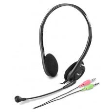GENIUS sluchátka s mikrofonem HS-200C