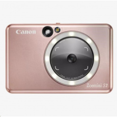 Canon Zoemini S2 kapesní tiskárna - zlatavě růžová