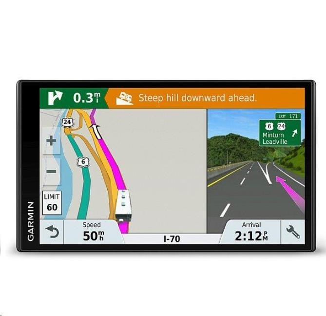 Garmin GPS navigace Camper 770T-D Lifetime Europe45 Bundle (+ BC 30)