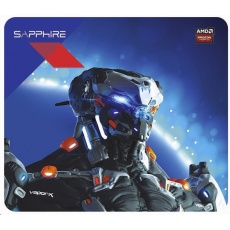 SAPPHIRE MOUSE PAD, 230X200MM,